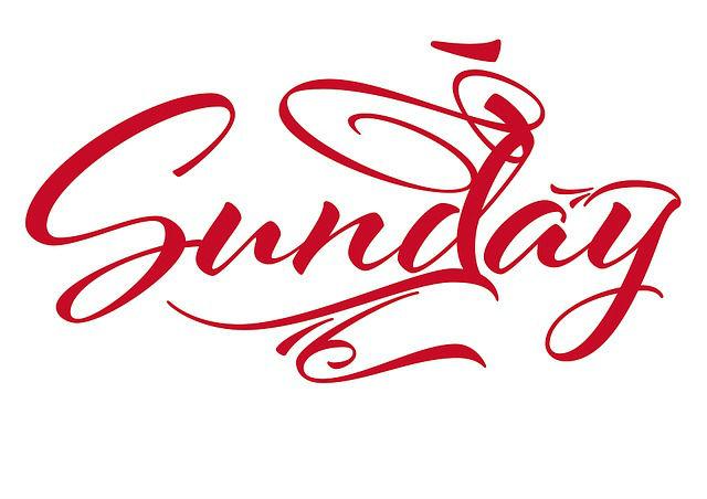 Sonntag geöffnet, am 28. August ´16